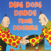 Cover Thumbnail for Zippy Annual (Fantagraphics, 2000 series) #10 - Ding Dong Daddy from Dingburg