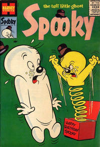 Cover Thumbnail for Spooky (Harvey, 1955 series) #8