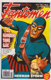 Cover Thumbnail for Fantomen (Semic, 1963 series) #23/1992