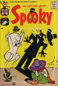Cover Thumbnail for Spooky (Harvey, 1955 series) #48