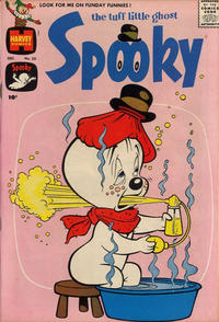 Cover Thumbnail for Spooky (Harvey, 1955 series) #50