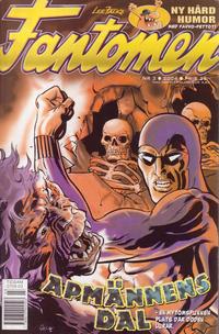 Cover Thumbnail for Fantomen (Egmont, 1997 series) #3/2004