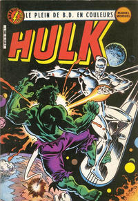 Cover Thumbnail for Hulk (Arédit-Artima, 1983 series) #13