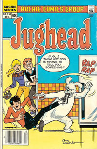 Cover Thumbnail for Jughead (Archie, 1965 series) #337