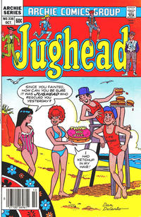 Cover Thumbnail for Jughead (Archie, 1965 series) #336