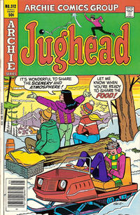 Cover Thumbnail for Jughead (Archie, 1965 series) #312