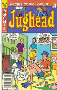 Cover Thumbnail for Jughead (Archie, 1965 series) #316