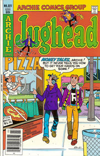 Cover Thumbnail for Jughead (Archie, 1965 series) #321