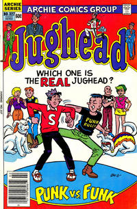Cover Thumbnail for Jughead (Archie, 1965 series) #327