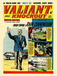 Cover Thumbnail for Valiant and Knockout (IPC, 1963 series) #27 July 1963