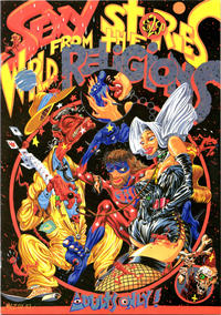 Cover Thumbnail for Sexy Stories from the World Religions (Last Gasp, 1990 series) #1