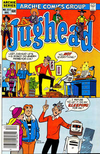 Cover Thumbnail for Jughead (Archie, 1965 series) #331 [Newsstand]