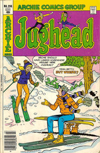 Cover Thumbnail for Jughead (Archie, 1965 series) #298