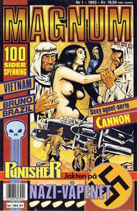 Cover Thumbnail for Magnum (Bladkompaniet / Schibsted, 1988 series) #1/1993