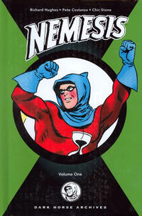 Cover Thumbnail for Nemesis (Dark Horse, 2008 series) #1