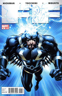 Cover Thumbnail for FF (Marvel, 2011 series) #6