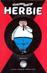 Cover Thumbnail for Herbie Archives (Dark Horse, 2008 series) #1