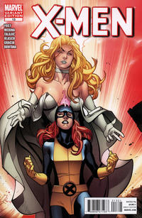 Cover Thumbnail for X-Men (Marvel, 2010 series) #13 [Paco Medina Variant Cover]