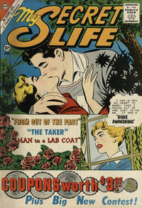 Cover Thumbnail for My Secret Life (Charlton, 1957 series) #39