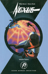 Cover Thumbnail for Nexus Archives (Dark Horse, 2006 series) #12