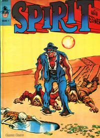 Cover Thumbnail for Spirit (Carlsen Comics [DE], 1981 series) #1