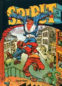 Cover Thumbnail for Spirit (Carlsen Comics [DE], 1981 series) #2