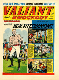 Cover Thumbnail for Valiant and Knockout (IPC, 1963 series) #17 August 1963