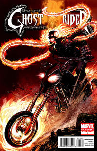 Cover Thumbnail for Ghost Rider (Marvel, 2011 series) #1 [Neal Adams Incentive Variant Cover ]