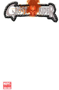Cover Thumbnail for Ghost Rider (Marvel, 2011 series) #1 [Variant Blank Cover ]