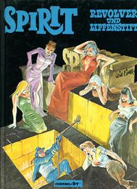 Cover Thumbnail for Spirit (Carlsen Comics [DE], 1981 series) #5
