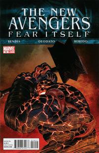 Cover Thumbnail for New Avengers (Marvel, 2010 series) #14