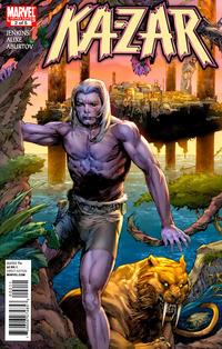 Cover Thumbnail for Ka-Zar (Marvel, 2011 series) #2