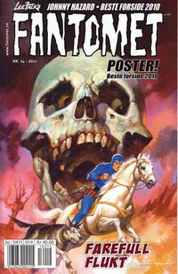 Cover Thumbnail for Fantomet (Hjemmet / Egmont, 1998 series) #14/2011
