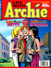 Cover Thumbnail for Life with Archie (Archie, 2010 series) #11