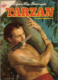 Cover Thumbnail for Tarzán (Editorial Novaro, 1951 series) #33
