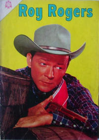 Cover Thumbnail for Roy Rogers (Editorial Novaro, 1952 series) #156