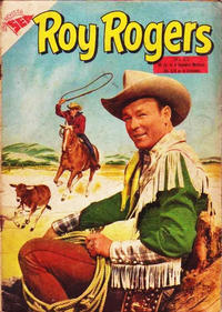 Cover Thumbnail for Roy Rogers (Editorial Novaro, 1952 series) #22
