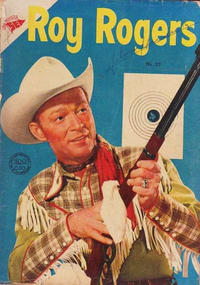 Cover Thumbnail for Roy Rogers (Editorial Novaro, 1952 series) #27
