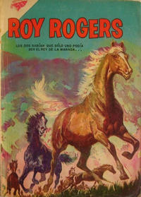 Cover Thumbnail for Roy Rogers (Editorial Novaro, 1952 series) #86