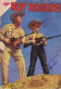 Cover Thumbnail for Roy Rogers (Editorial Novaro, 1952 series) #108
