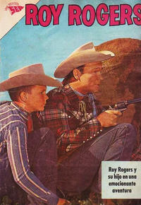 Cover Thumbnail for Roy Rogers (Editorial Novaro, 1952 series) #117