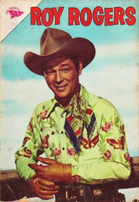 Cover Thumbnail for Roy Rogers (Editorial Novaro, 1952 series) #135