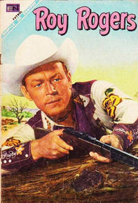 Cover Thumbnail for Roy Rogers (Editorial Novaro, 1952 series) #189