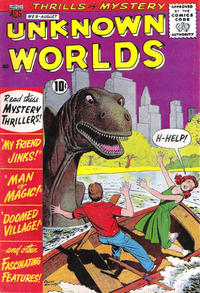 Cover Thumbnail for Unknown Worlds (American Comics Group, 1960 series) #9