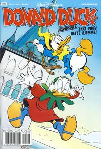 Cover Thumbnail for Donald Duck & Co (Hjemmet / Egmont, 1997 series) #27/2011