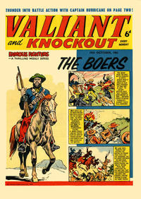 Cover Thumbnail for Valiant and Knockout (IPC, 1963 series) #19 October 1963