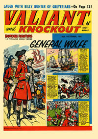 Cover Thumbnail for Valiant and Knockout (IPC, 1963 series) #26 October 1963