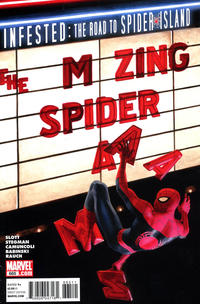 Cover Thumbnail for The Amazing Spider-Man (Marvel, 1999 series) #665 [Direct]