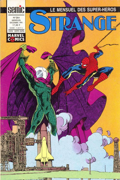 Cover for Strange (Semic S.A., 1989 series) #264