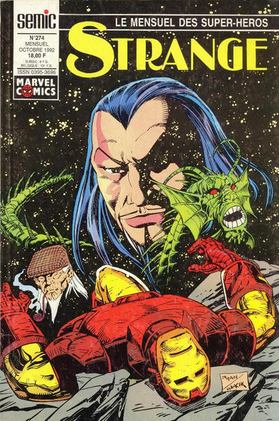 Cover for Strange (Semic S.A., 1989 series) #274